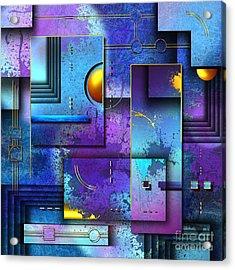 XXX Acrylic Print