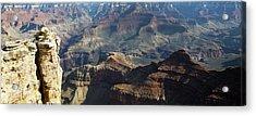 Yaki Point Grand Canyon Acrylic Print by Gilbert Artiaga