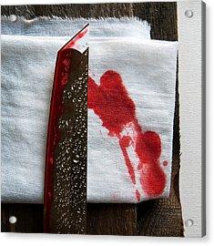 Yakuza Acrylic Print