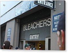 Yankee Entrance Acrylic Print by Jamie Christian