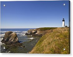 Yaquina Head Lighthouse 4 Acrylic Print
