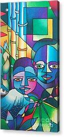 Yau Ni Viti IIi Acrylic Print