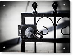 Ybor City Gate Acrylic Print