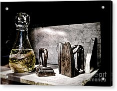 Years Ago Acrylic Print by Olivier Le Queinec