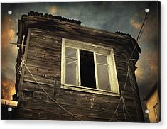 Years Of Decay Acrylic Print by Taylan Apukovska