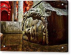 Yerebatan Sarnici / The Sunken Cistern Acrylic Print