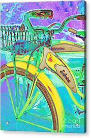 Yesterday It Seemed Life Was So Wonderful 5d25760 Vertical M38 Acrylic Print