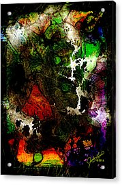 Synapsis Acrylic Print