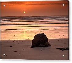 Yet Another Oregon Sunset.  Acrylic Print