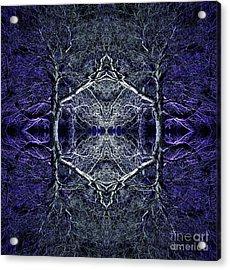 Yggdrasil Acrylic Print by Tim Gainey