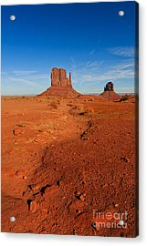 Yinyang Acrylic Print by Beve Brown-Clark Photography
