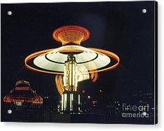 Yo-yo Carnival Ride Acrylic Print