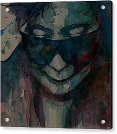 I Don't Know Why Acrylic Print by Paul Lovering