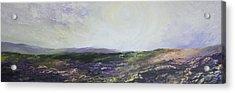 Yorkshire Moors Acrylic Print