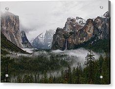 Yosemite Acrylic Print by Jay Seeley
