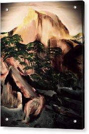 Yosemite Acrylic Print by Magdalena Silbertson