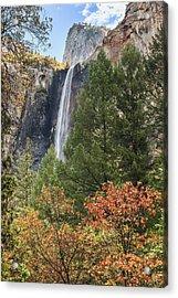 Yosemite Acrylic Print by Muhie Kanawati