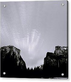 Yosemite National Park Acrylic Print by Shaun Higson