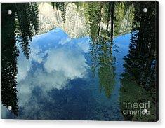 Yosemite Reflection 2 Acrylic Print