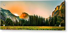 Sunrise Surprise Acrylic Print