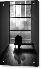 You And Me Acrylic Print