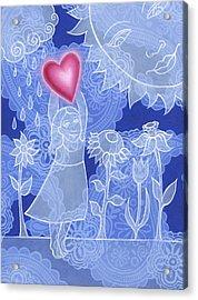 You Have Gratitude Acrylic Print