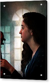 Young Musicians Impression #46 Acrylic Print