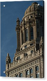 Your Guess Acrylic Print by Joseph Yarbrough