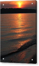 Acrylic Print featuring the photograph Your Moment Of Zen by Julie Andel