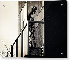 Your Own Cage Acrylic Print