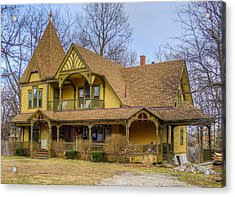 Ypsilanti's Grand Old Dames And Lovely Ladies #2 Acrylic Print by MJ Olsen