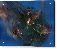 Yuuki Acrylic Print