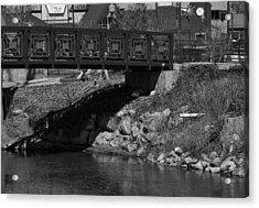 Z Bridge Acrylic Print