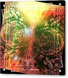 z0 Acrylic Print