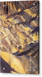 Zabriskie Color Acrylic Print