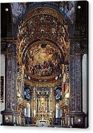 Zaccagni Giovan Francesco, Church Acrylic Print by Everett