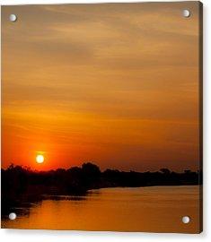 Zambezi Light Acrylic Print