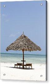Zanzibar Acrylic Print by Pier Giorgio Mariani