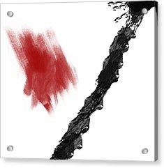 Zeal Acrylic Print by Condor