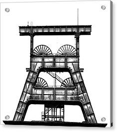 Zeche Ewald Acrylic Print