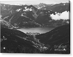 Zell Am See Iv Acrylic Print