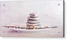 Zen Still Life Acrylic Print