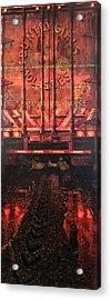 Zen Transport Acrylic Print by Blue Sky
