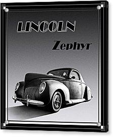 Zephyr Acrylic Print