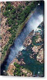 Zimbabwe, Victoria Falls Acrylic Print