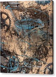 Zion 1178 Acrylic Print