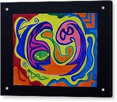Zodiac #69 Acrylic Print
