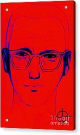 Zodiac Killer With Sign 20130213m128 Acrylic Print