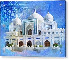 Zulfiqar Ali Bhutto Acrylic Print