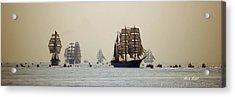 Colossal Vessels Acrylic Print